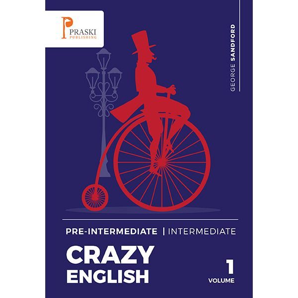 Crazy English Volume 1