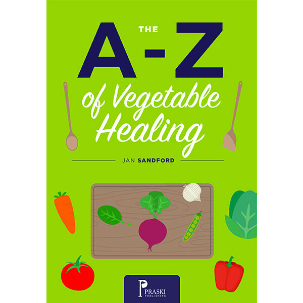 a-z of vegetable healing