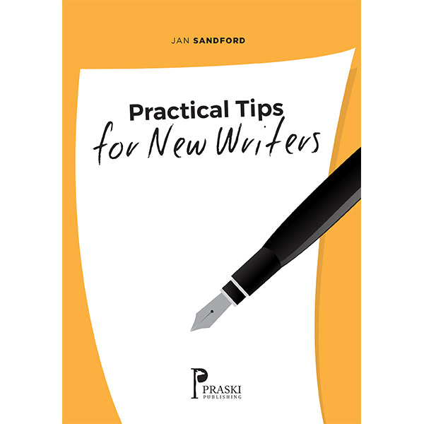 practical tips, new writers